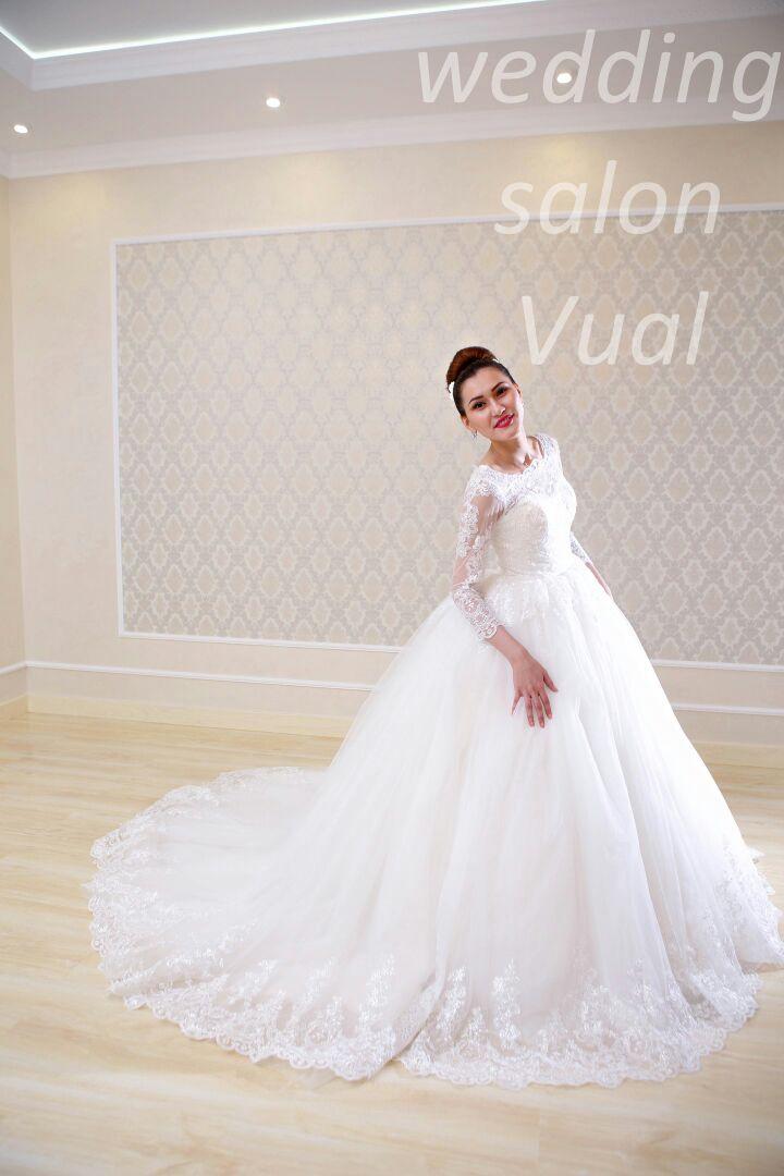 Актобе свадебные платья