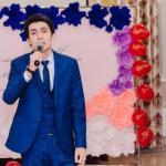 Азамат ДимисиновАзамат Димисинов - тамада, ведущий свадебных торжеств.